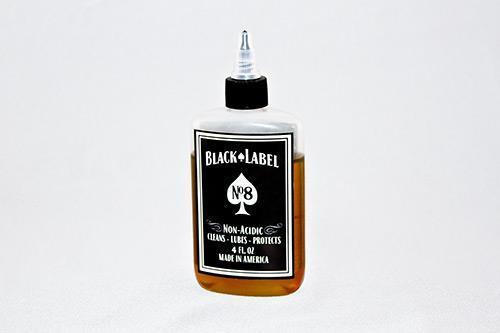 BLACK LABEL 4 OZ CLP