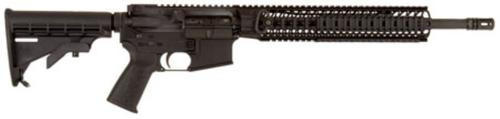 """Spikes Tactical ST-15 LE .223/5.56, 16"""",, , 6-Pos Stock, Black,  30 rd"""