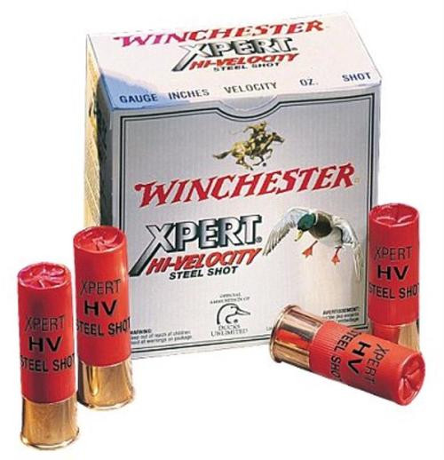 "Winchester Expert Upland 12 Ga, 3.5"", 1-1/4 oz, 2 Shot, 25rd/Box"