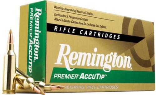 Remington .17 Remington Fireball 20gr, AccuTip Varmint 20rd Box