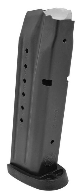 Smith & Wesson Magazine for M&P 9mm 15rd Blue