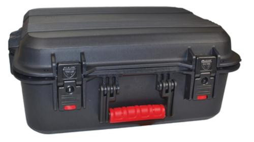Plano Molding Company All Weather Pistol/Accessories Case Black Extra Large