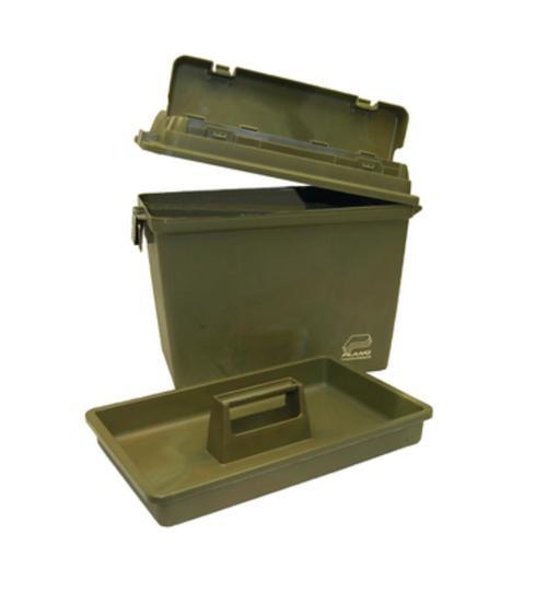 "Plano Deep Field Box, Tray 5x8x10"" Plastic Plano Camo"