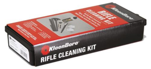 Kleen-Bore Rifle Cleaning Kits, Steel Rods Cleaning Kit .22/.223/5.56mm