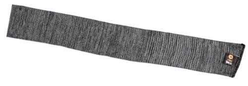 "Allen Gun Sock 52"", Drawstring Closure Knit Textured Gray"