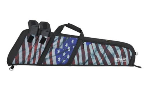 "Allen Victory Wedge Tactical Single Rifle Case, 41"", American Flag Finish, Endura Fabric"