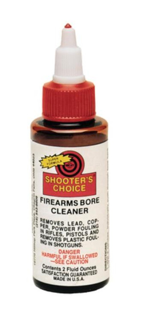 Shooter's Choice, MC #7 Bore Cleaner/Conditioner Solvent, Liquid, 2 oz., 12 Pack, Squeeze Bottle