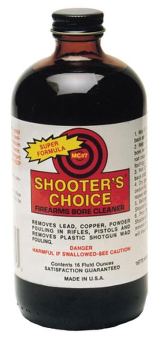 Shooters Choice MC #7 Bore Cleaner and Conditioner 16oz