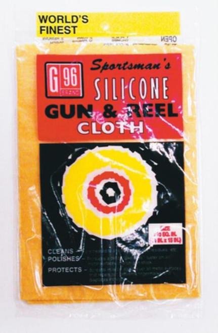 G96 Products G-96 SILICONE GUN REEL CLOTH