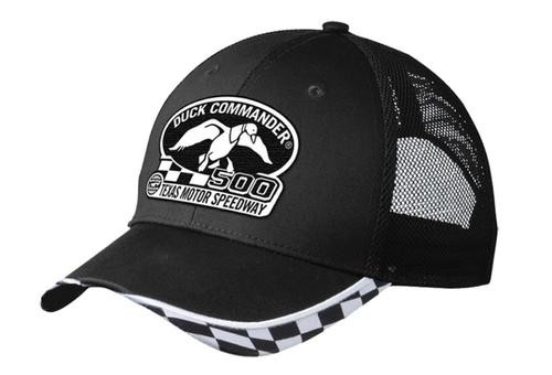 Duck Commander Logo Hat Mesh Black One Size Cotton/Poly 10Pk