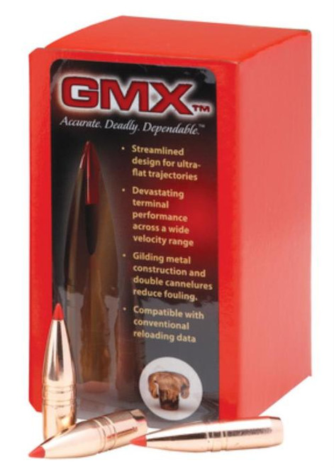 Hornady Gliding Metal Expanding Rifle Bullet .308 Diameter 150gr, Boat-tail, 50/Box