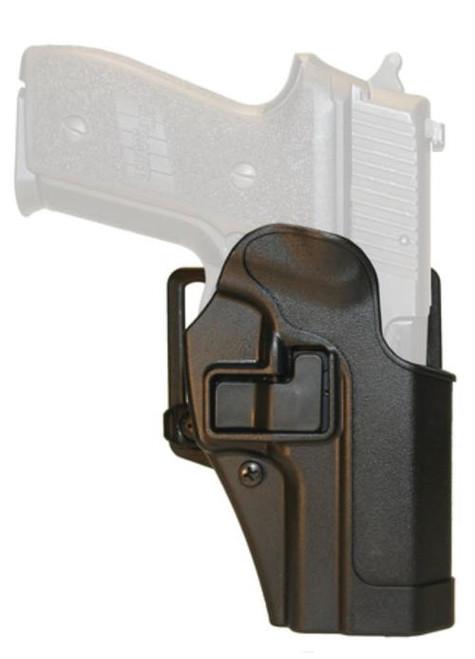 Blackhawk CQC Serpa Holster, HK USP Compact, Black, Right Handed