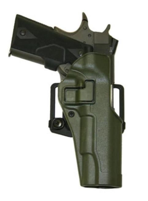 Blackhawk! Cqc Serpa Holster, S&W MP 9/40 LH Black