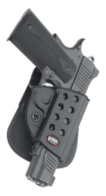 Fobus Evolution 2 Series Roto Belt Holster For Kimber Tle/Rl And Springfield 1911 Style Black Right Hand