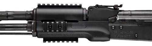 Hogue Standard Rifle Rubber Overmolded Synthetic Black