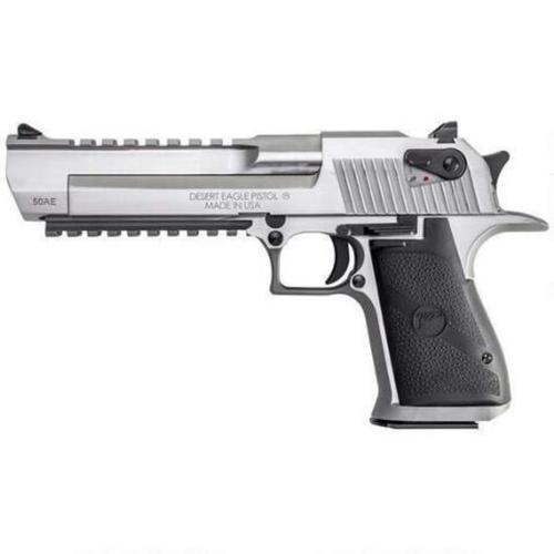"""Magnum Research Desert Eagle Mark XIX L6, .50 AE, 6"""", 7rd"""