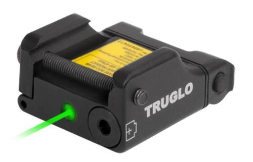 Truglo Micro Tac Tactical Micro Laser Green Universal Fit Picatinny Or Weaver Rail