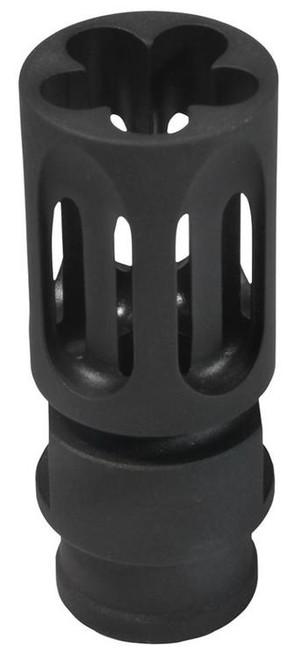 """Vltor Compensator 7.62mm 5/8""""x24 TPI Steel Black"""
