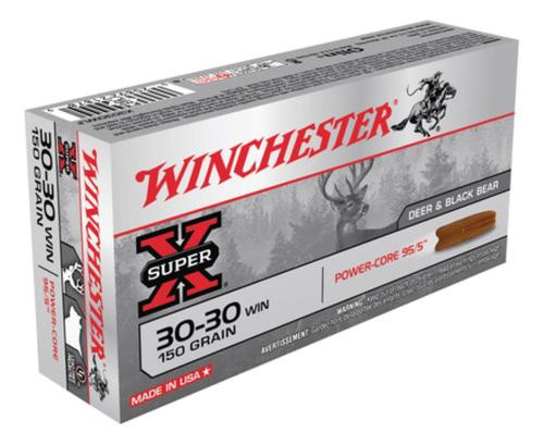 Winchester Super-X Power Core .30-30 Winchester 150gr, Power Core 95-5 20rd Box