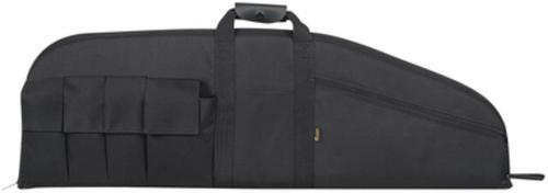 "Allen Assault Rifle Case 42"", Six Pockets Endura Textured Black"