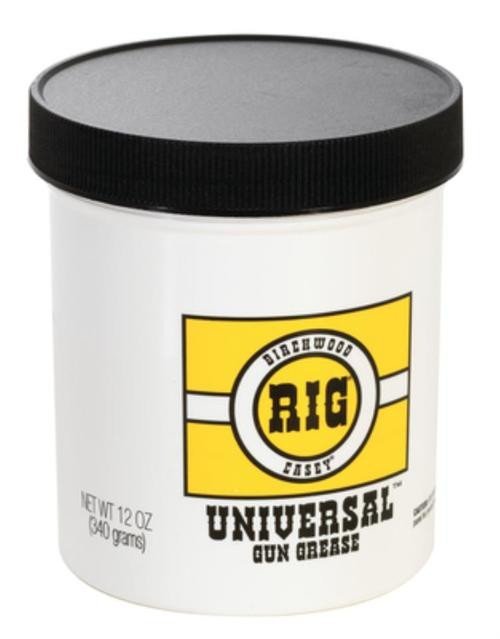 RIG RUG16, Universal Grease Jar, Grease, 12oz, 6/Box, Jar