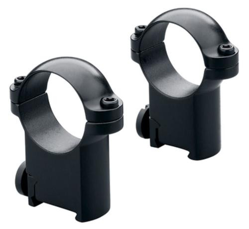 "Leupold Sako Rings Sako High 1"" Diameter Matte Black"
