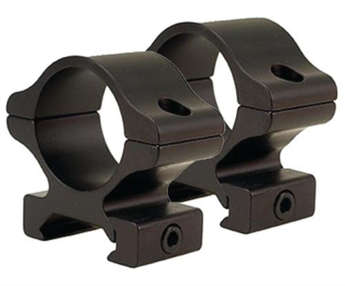 "Leupold Rifleman Rings Weaver Style Bases Medium 1"" Diameter Matte Black"