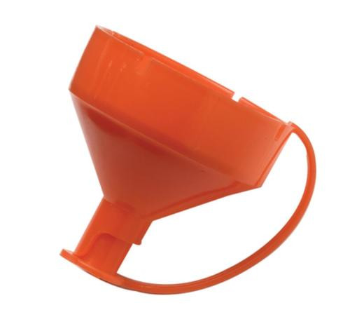 CVA Snap On Powder Funnel Universal Solid Brass