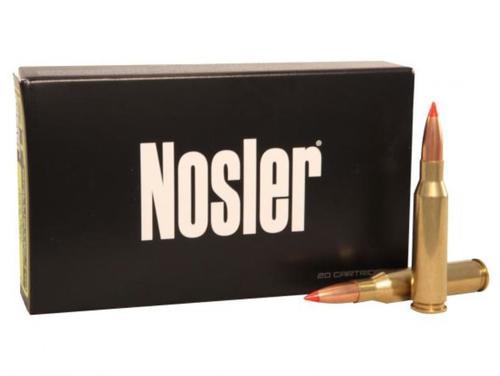 Nosler Ballistic Tip Hunting, 7mm-08, 120 Gr, 20rd Box