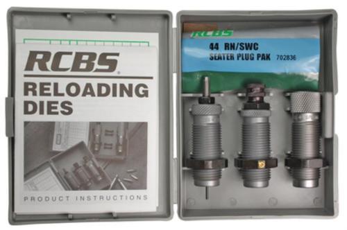 RCBS Carbide 3-Die Set .44 Rem Mag/.44 Special