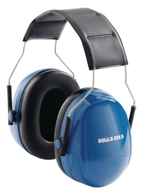 3M Peltor Bullseye Electronic Hearing Protection Muffs Black/Blue