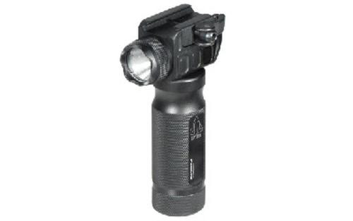 Leapers, Inc. - UTG Flashlight, New Gen400 Lumen, Fits Picatinny, Quick Detach Mount Base, Black