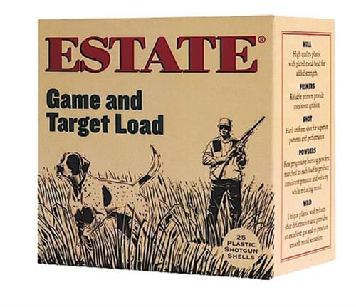 """Estate Dove Lead 12 Ga, 2.75"""", 1oz, 7.5 Shot, 250rd/Case"""
