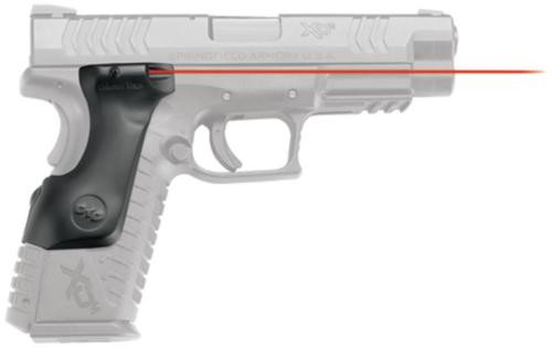 Crimson Trace Lasergrip For Springfield XDM Rear Activation Polymer Grip