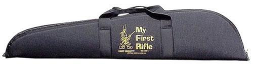 Keystone Crickett Padded Rifle Case, Nylon Textured Black