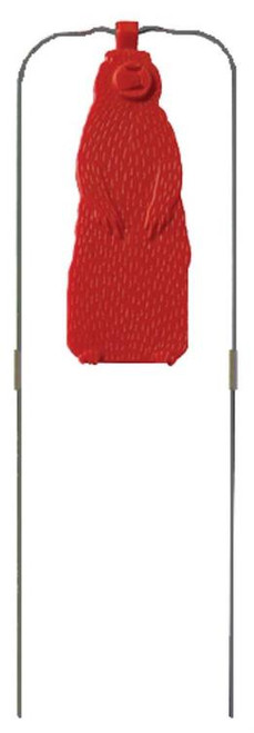 "Do All Traps Impact Seal Prairie Dog 8"" Red, Stand"