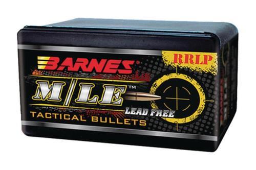 Barnes Bullets 30802 Tactical 30 Caliber .308 150gr, RRLP 100 Box