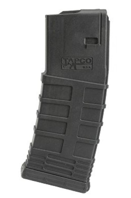 Tapco Intrafuse AR-15 Magazine 223/5.56 Black Poly 30rd