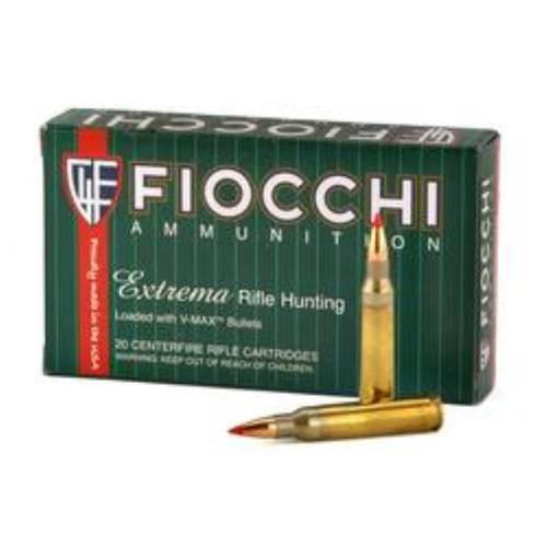 Fiocchi Ammunition Fiocchi Rifle, 22-250 Remington, 40Gr, V-Max, 20rd Box