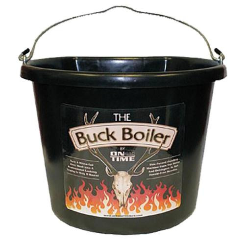 On Time Buck Boiler 4 Gallons 110V (Electric) Black