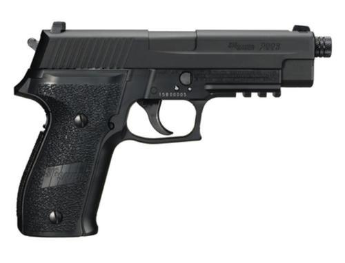 Sig P226 Air Pistol .177 Caliber Pellets, Rifled Metal Barrel, Fixed Sights, Black, 16rd