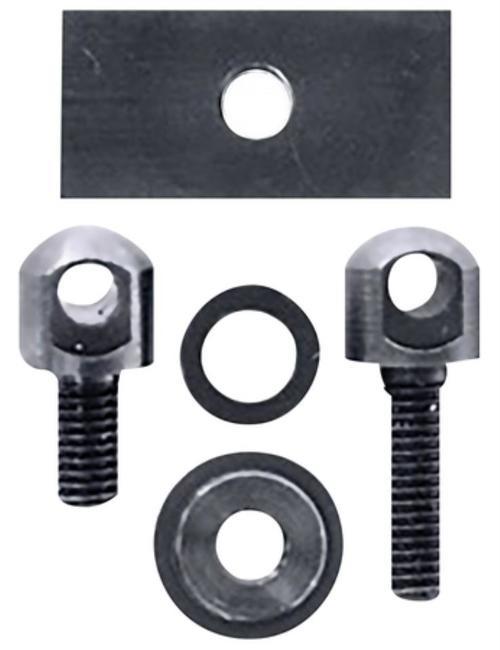 GrovTec US, Inc. GT KeyMod Forearm Swivel Stud Adaptor Black Oxide Finish