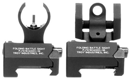 Troy Battle Sight Micro Set HK Front/Tritium Rear Black