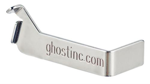 Ghost Glock 42 & 43 Edge Drop In Trigger Connector Stainless Finish