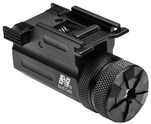 NcStar Ultra Compact Pistol Green Laser Sight, Quick Release Weaver Mount