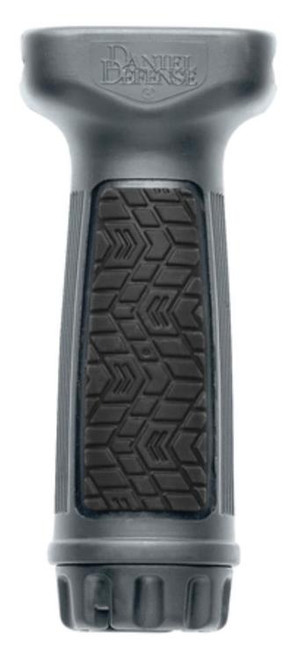 Daniel Defense Vertical Foregrip With Soft Touch Rubber Overmolding Tornado