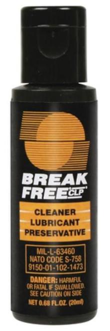 Break Free CLP-Cleaner Lubricant Preservative .68 Ounce Liquid