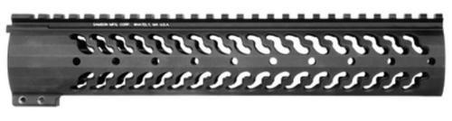 "Samson Evolution 11"" Handguard, Rails AR-15 Alum Black"