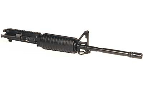 "DPMS Upper AP4 16"" M4 Barrel with M203 Cut Bayonet Lug and Flash Hider Flat-Top Includes Handle"