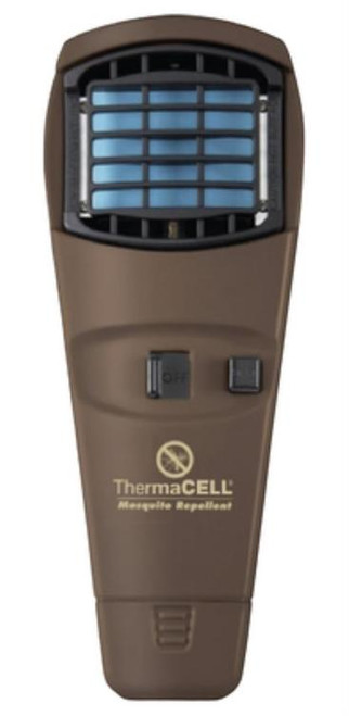 Thermacell Mosquito Repellent Unit With Earth Scent, Brown